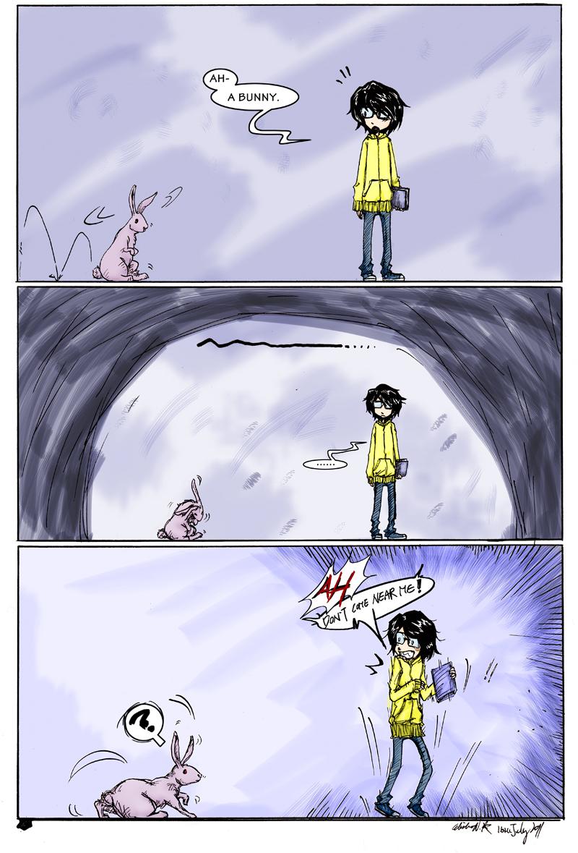 PHOEBE & THE BUNNY