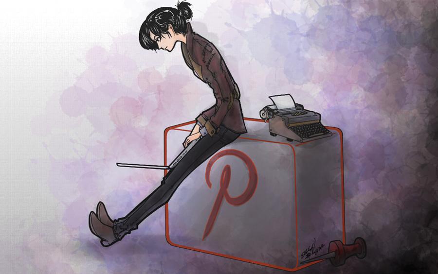 Social Network #2 - pinterest